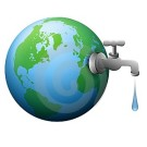 Earth water tap
